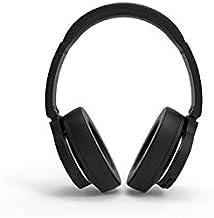 Solar Screen of Florida Inc NU Republic Starboy 3 Bluetooth Over-Ear Headphones with Mic (Black)