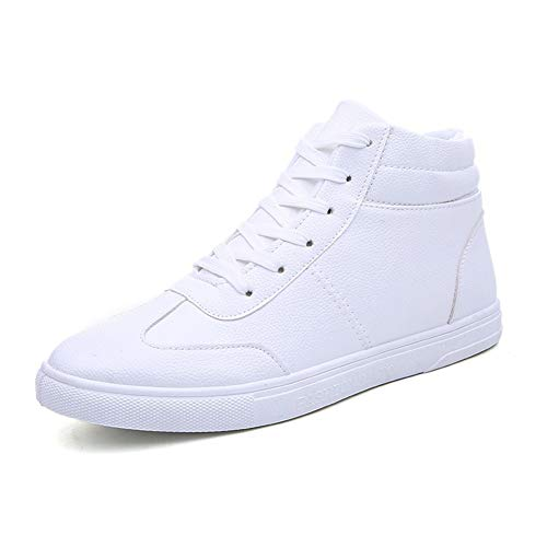 XI-GUA Herrenschuhe Herbst und Winter warme weiche Lederspitze Arbeitsschuhe tragen Schuhe