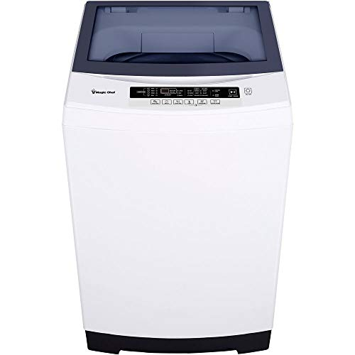 Magic Chef MCSTCW30W4 3.0 Cubic Foot Compact Washer, White