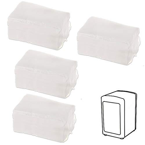 Générique Recharge 400 Serviettes en Papier pour Distributeur à Serviettes