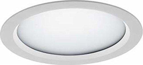 LTS Licht&Leuchten LED-Einbaudownlight VTFM 10.1530 Weiss 3000K inkl.Konverter Vale-Tu Downlight/Strahler/Flutlicht 4043544458964