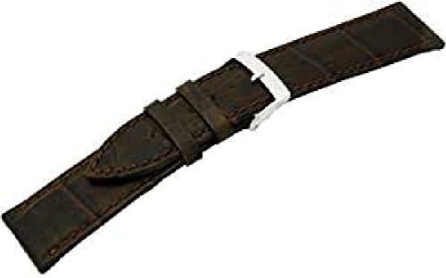 Morellato cinturino in pelle unisex BOLLE marrone 22 mm A01X2269480032CR22