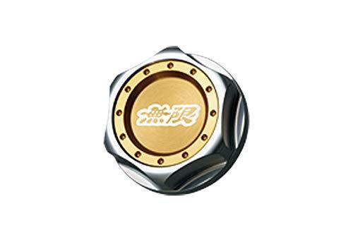 無限 ヘキサゴンオイルフィラーキャップ シャンパンゴールド S660 JW5 15/4〜