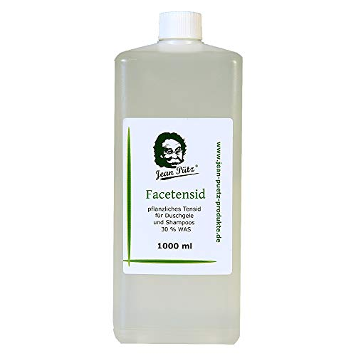 Facetensid pflanzliches Tensid 1000 ml Jean Pütz Original