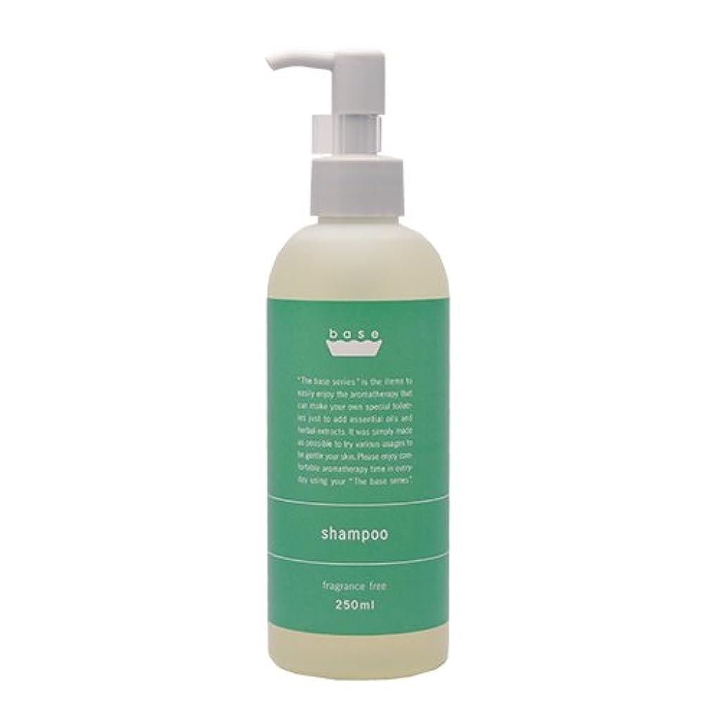 閃光キノコ泣いているbase shampoo(ベースシャンプー)250ml
