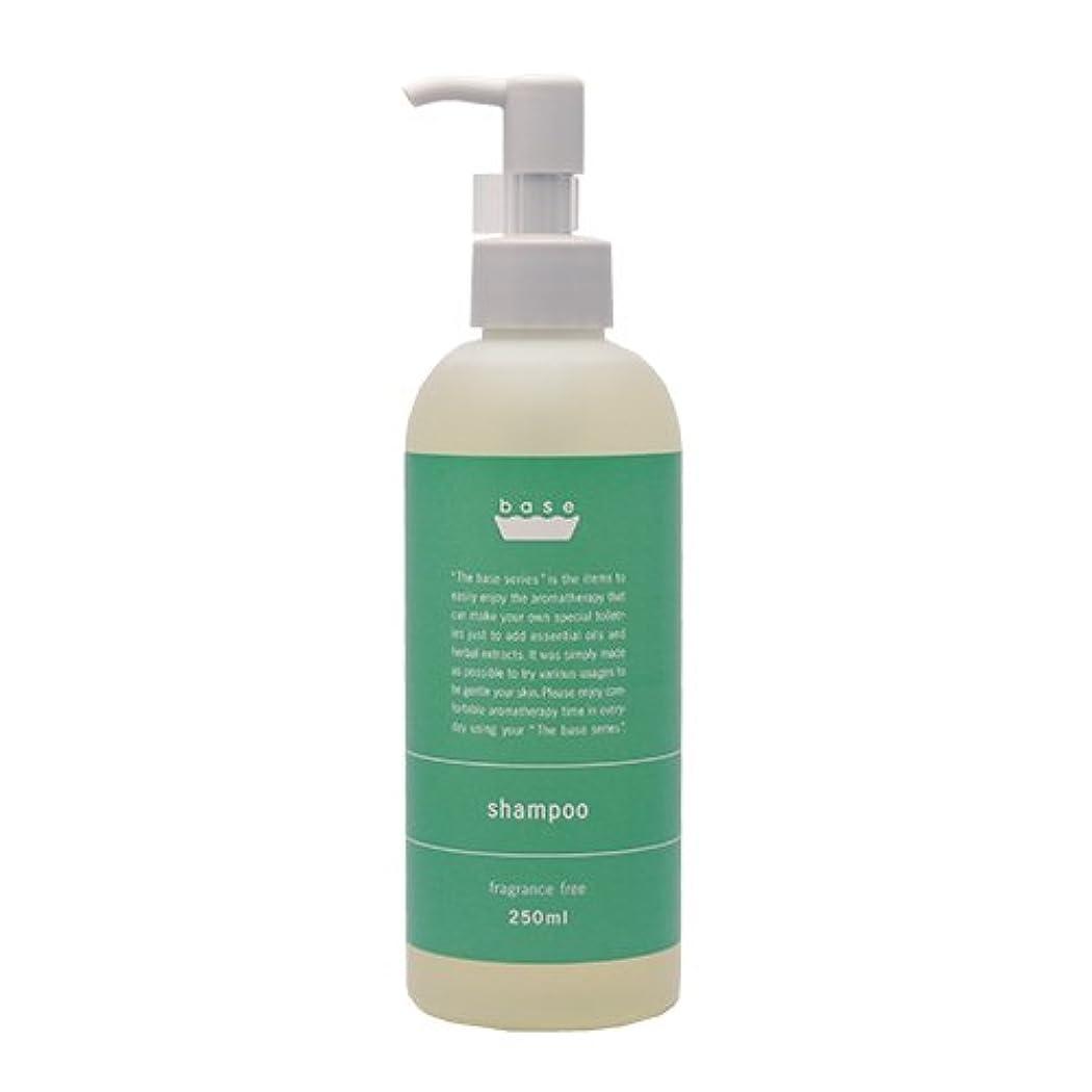 渦本当に車両base shampoo(ベースシャンプー)250ml