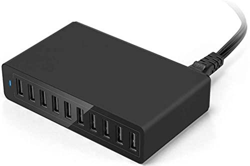 Kettles 10 Port. USB Ladestation...