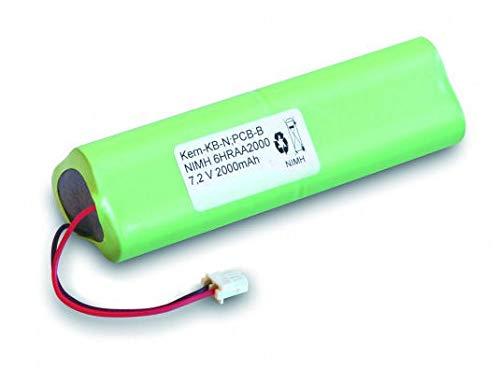 Batterijvoeding intern voor KERN CDS, KERN CKE (modellen met weegplaatgrootte BxD 150x170 mm), KERN KB, KERN PKS en KERN DS