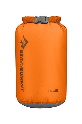 SEA TO SUMMIT Ultra-SIL Dry Sack-4 litros Saco Montañismo, Alpinismo y Trekking,...