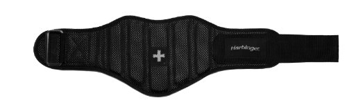 Harbinger Firm Fit 7.5-Inch Contoured Weightlifting Belt