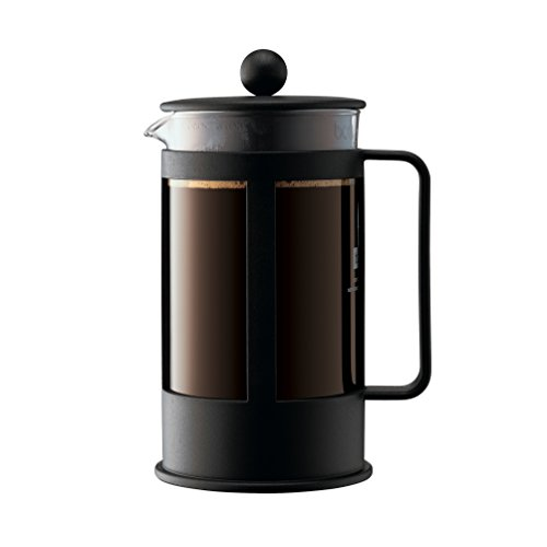 Bodum - 1788-01 - Kenya - Cafetière à Piston - 8 Tasses - 1
