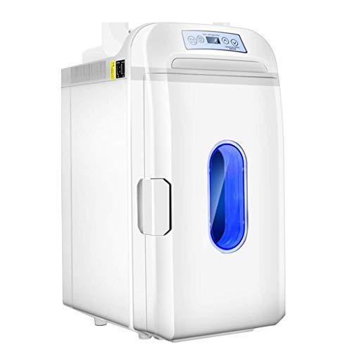 LKOER 35L Coche Refrigerador Coche Casa Dual Uso Pequeño Mini Refrigeración Coche 12V24 Coche Dormitorio (enfriamiento y calefacción) jinyang