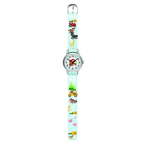 KIDS WATCH 4993113 Armbanduhr, Bauernhof