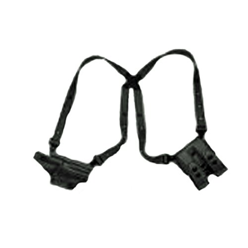 Galco Miami Classic Shoulder System for Walther PPK, PPKS (Black, Right-Hand)