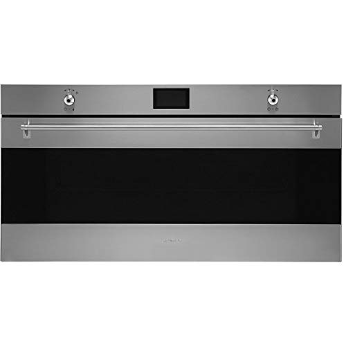 Smeg SFR9390X Built-In A+ Rated Single Oven in Stainless Steel