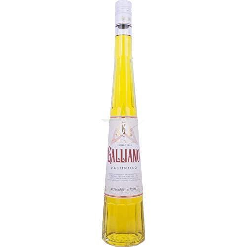 Galliano Vanillelikör L'Autentico 42,30% 0,70 Liter