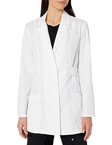 CHEROKEE Women's Fashion White 30' Lab Coat, Small
