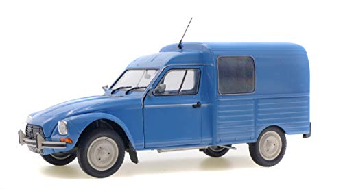 Z Models Distribution - Citroën Acadiane Blue, S1800401