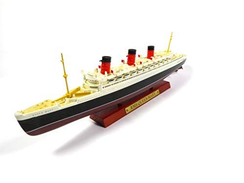 Atlas Transatlantic RMS Queen Mary Colección Liner of The World 1: 1250 (Ref 002)
