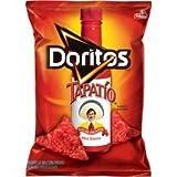 Frito Lay, Doritos® Brand, Tapatio Hot Sauce Flavored Tortilla Chips, 9.75oz Bag (Pack of 3)