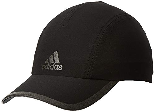 adidas Climalite Running Cap (Black, One Size)