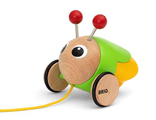 BRIO 30255 - Nachzieh-Glühwürmchen mit Licht und Sound