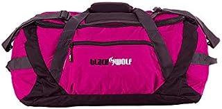 Blackwolf Adventure 40L Duffle Magenta - Travel Gym Duffle Bags - Duffel
