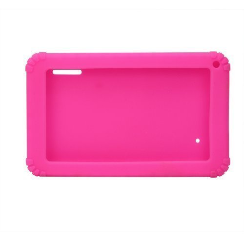 Nueva Cubierta Funda Silicona Suave para 7 'Tablet 7 'Android PC Pad Tablet