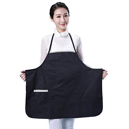 LONMEI Strahlung Schutz Kleidung, Strahlung Schutz SchüRze, Strahlung Schutz Mutterschaft Kleidung, Marine/Einheitsgröße