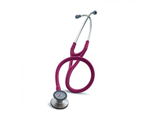 3M Littmann Cardiology III Stethoscope, Black Tube, 27 inch, 3128