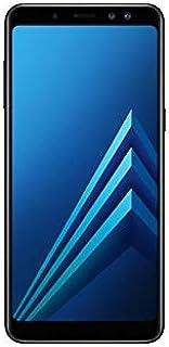 Samsung Galaxy A8 Dual SIM - 64GB, 4GB RAM, 4G LTE, Black