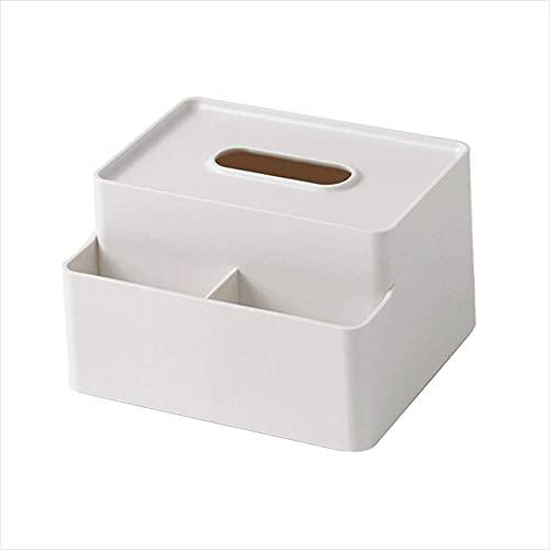 Aufbewahrungsbox - Kunststoff Desktop Storage Organizer Box Fernbedienung Stift Bleistift Make-up Halter Box für Küche Schreibtisch Home Badezimmer