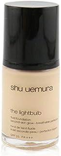 Shu Uemura The Lightbulb Fluid Foundation SPF 25 - # 375 Light Amber 30ml/1oz