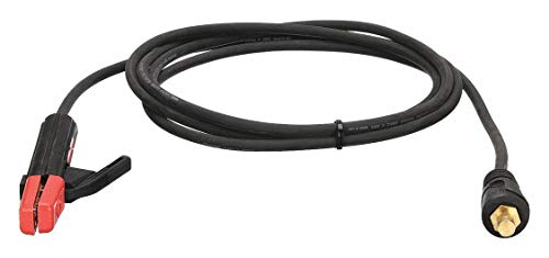 Lincoln Electric Electrode Holder Assembly - 200 Amps - 12.5 FT Cable Length - Dinse/Twist Mate Connector - K2374-1