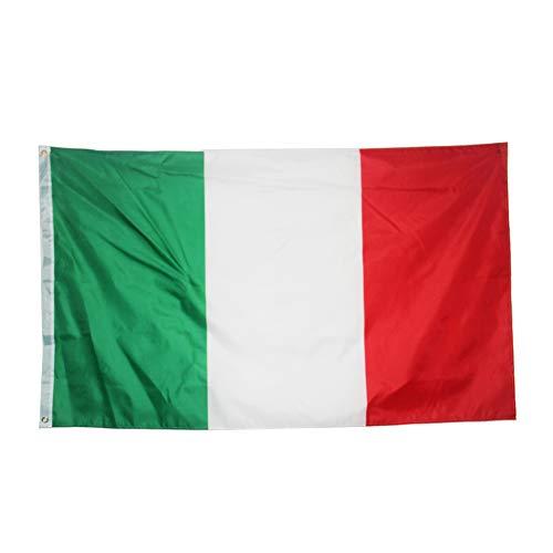 90x150cm Grande De La Bandera Gran Bandera De Italia Bandera De Poliéster Impresa Italia Bandera Nacional Con Arandelas De Latón