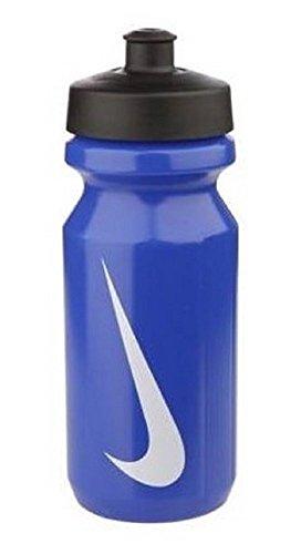 Nike Big Mouth Water Bottle (22oz, Photo Blue/White)