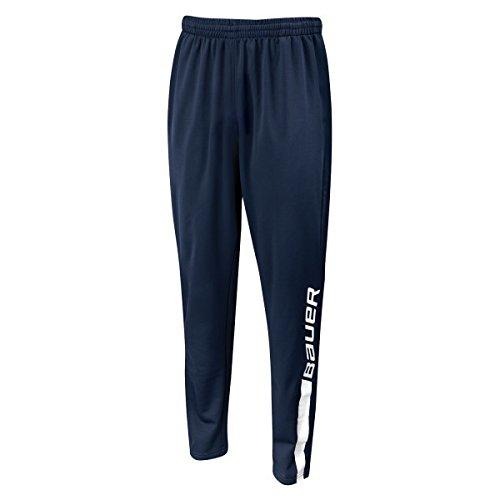 Bauer EU Team Jogging Hose Junior S17, Größe:XL;Farbe:schwarz