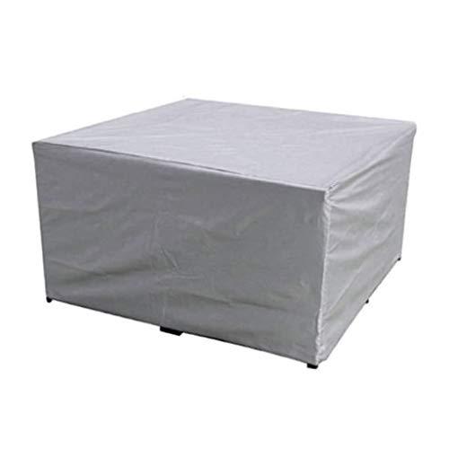 OKMIJN Fundas para muebles de jardín, tela pesada para muebles de ratán (23 tamaños), Fibra sintética, 213*132*74cm
