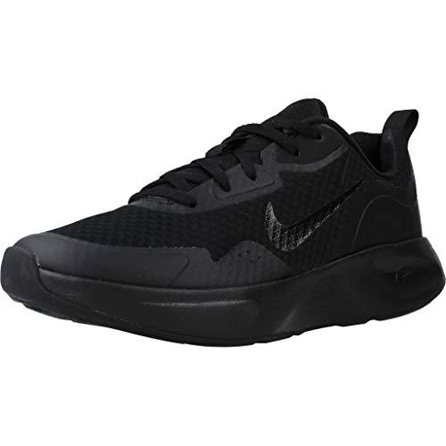 Nike Wmns WEARALLDAY, Zapatillas para Correr Mujer, Black/Black, 39 EU