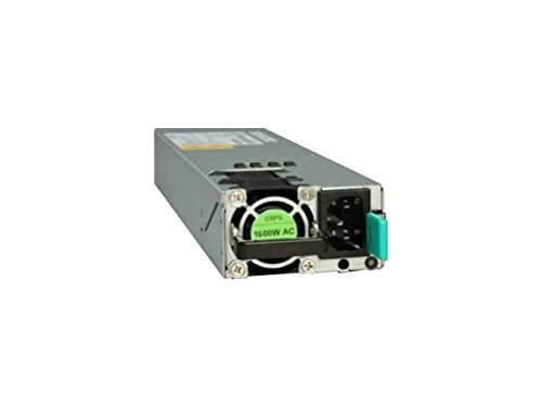 Intel 1600W AC Common Redundant Power Supply FXX1600PCRPS 80Plus Platinum-Efficiency - 1.60 kW - 110 V AC, 220 V AC