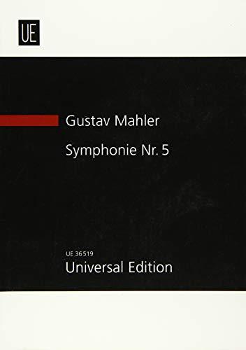Symphonie Nr.5: In fünf Sätzen. für Orchester. Studienpartitur. (The New Study Score Series)