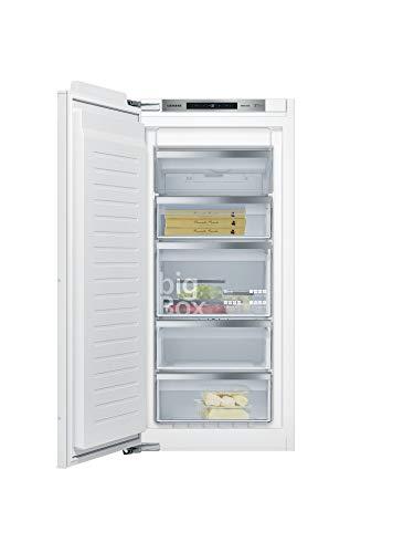 Siemens GI41NACE0 iQ500 Congélateur encastrable/A++ / 188 kWh/an / 127 L/NoFrost/Big Box/Porte SoftClosing