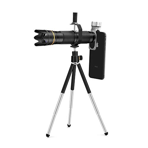 Purchase LXFTK Photographic Camera Telescope, Waterproof Compact Single-Tube Mobile Telescope, Adjus...