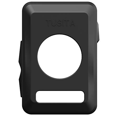 TUSITA Case for Wahoo Elemnt (Not for Wahoo Elemnt Bolt) – Silicone Protective Cover – GPS Bike Computer Accessories…