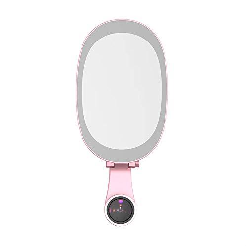 HZP Lichtsnoer voor het vullen van licht aan te passen met mobiele macro objectief, make-up spiegel voor iPhone iPad Xiaomi Sumsung Tablet