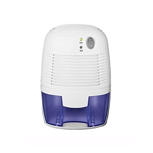 HLKODS Wiederaufladbarer USB-Luftentfeuchter, 500 Ml-Kompatibler Mini-Lufttrockner Für Das Badezimmer Im Büro Und Im Auto