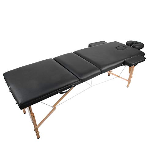 Mesa de masaje Banco de masaje Mesa de masaje portátil plegable Mesa...