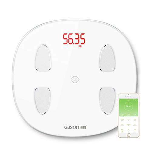 HL Bluetooth Körperfett-Skala-Digital-Smart Wireless Waage Waage Körper Analyzer Mit Smart App Gewicht Gesundheit Waagen 28ST / 180Kg / 400LB
