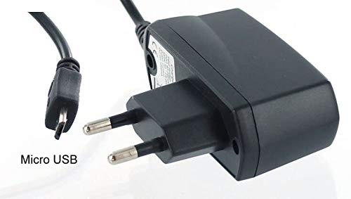 Mobilotec Ladegerät kompatibel mit Sony Ericsson Xperia X10I, Handy/Smartphone Netzteil/Ladegerät Stromversorgung