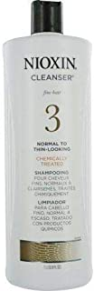 Nioxin Cleanser System 3 (Fine Treated Normal to Thin-Looking)